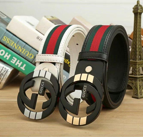 GG Special Buckle Belts