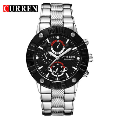 Curren 8006 Movement Alloy Wrist Watches