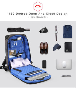 Multifunction USB Charging Backpack6