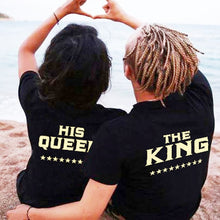 King& Queen Shirts