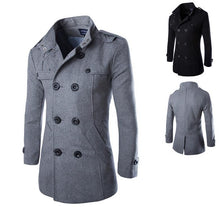 Stylesingle Breasted Wool Coat