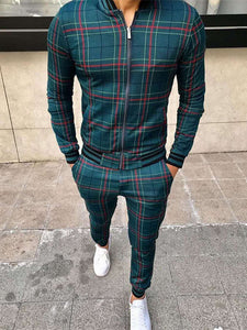 Plaid Fit