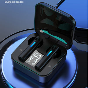 LED Bluetooth Earbuds