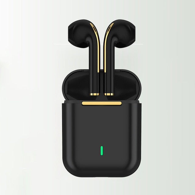 Sleek Wireless Headphones