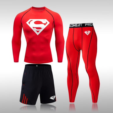 Superman Tracksuit Set