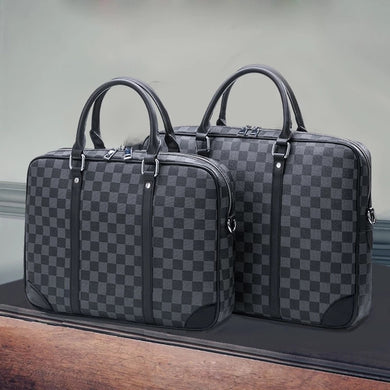 Plaid Fashion Laptop Bag