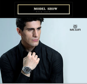 MEGIR Luminous Wristwatch