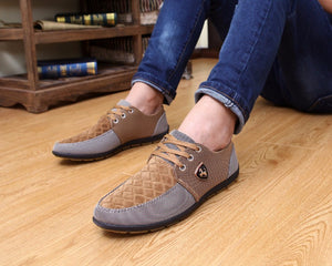 Suede Fashion Shoes