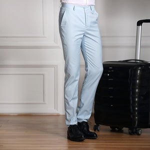 Slim Fit Casual Suit Pants
