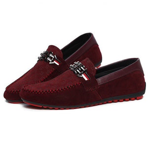 Red Bottom Loafers