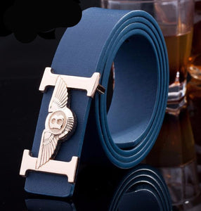 Fashion Buckle Leather Belt