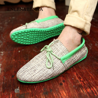 Cotton Canvas Shoes