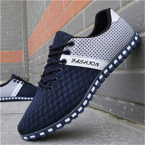 Sports Mesh Sneakers