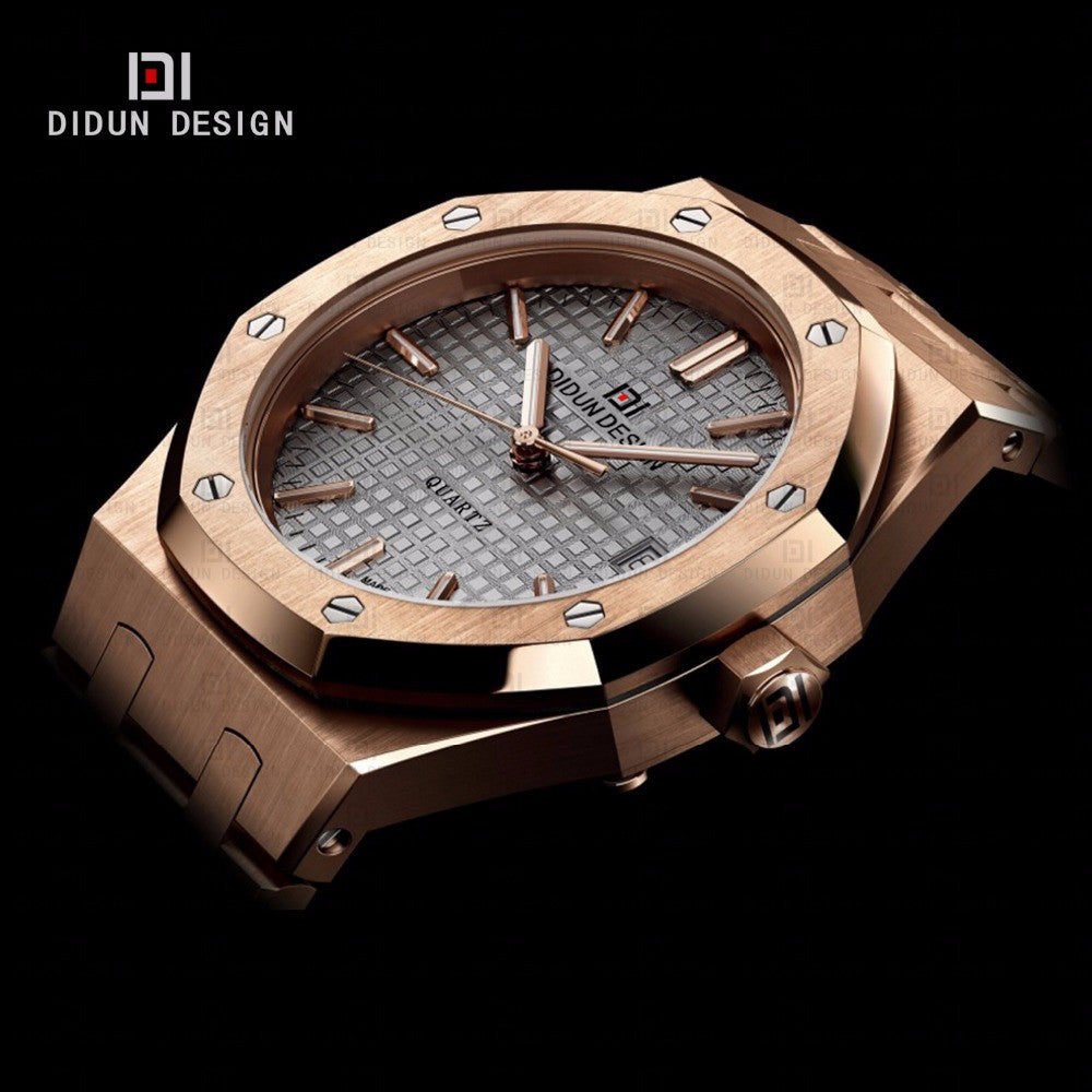 Didun design luxury watches boss styles co for Luxury watches