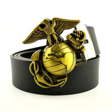 Marine Corps Buckle Belts