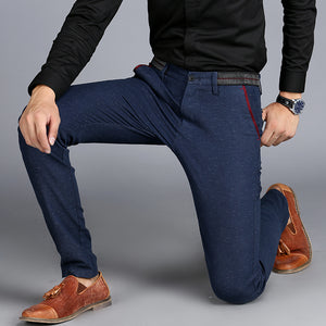 Business Casual Slim Pants