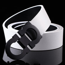 Limited Edition Business Casual Leather Belts