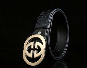 Limited Edition Leather Belts