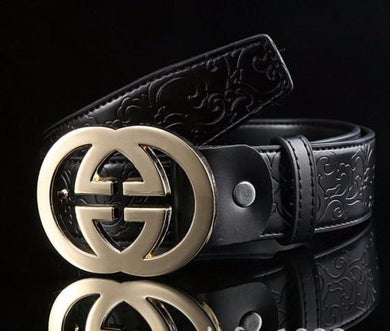 GG Limited Edition Leather Belts