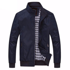 Mandarin Collar Jackets