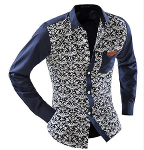 New Style Slim Fit Shirts