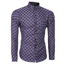 Mandarin Collar Slim Fit Dress Shirts