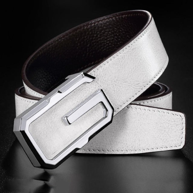 G Leather Belts