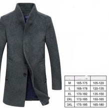 Slim Fit Hot Fashion Coat