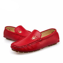 Pndodo Casual Leather Loafers