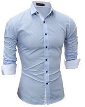 Classic Lined Dress Shirts