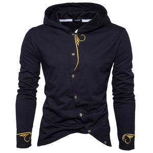 Long Sleeve Slim Fit Hoddies
