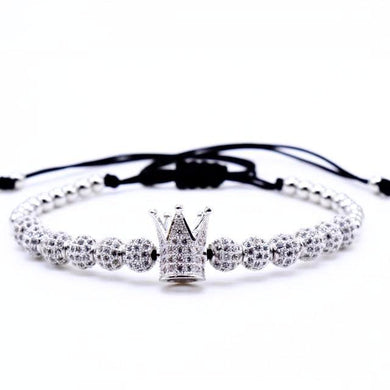 Zircon Crown Bracelets