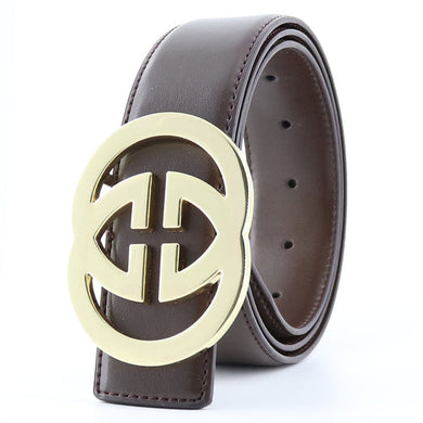 Unique GG Design Luxury Belts