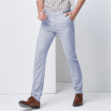 Elastic Slim Fit Pants