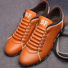 Lace Up Leather Shoes
