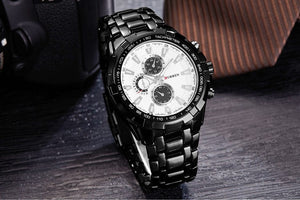 CURREN Relogio Masculino Full Steel  Watches