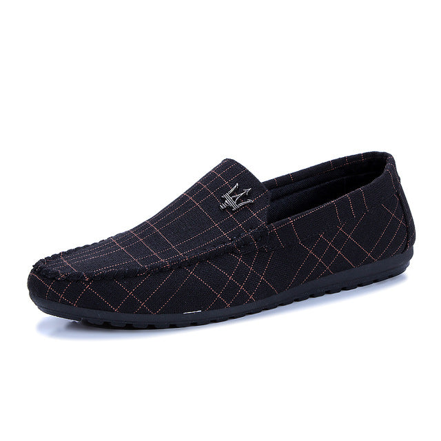 Maserati Suede Loafers