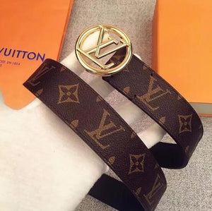 Round Design LV Belts