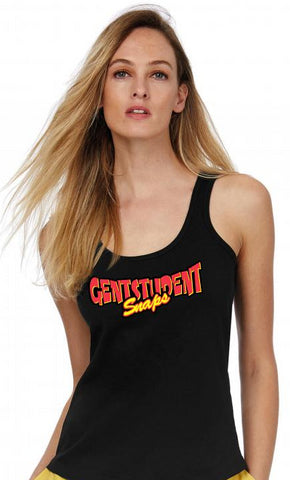 Gentstudent Tank Top (Ladies)