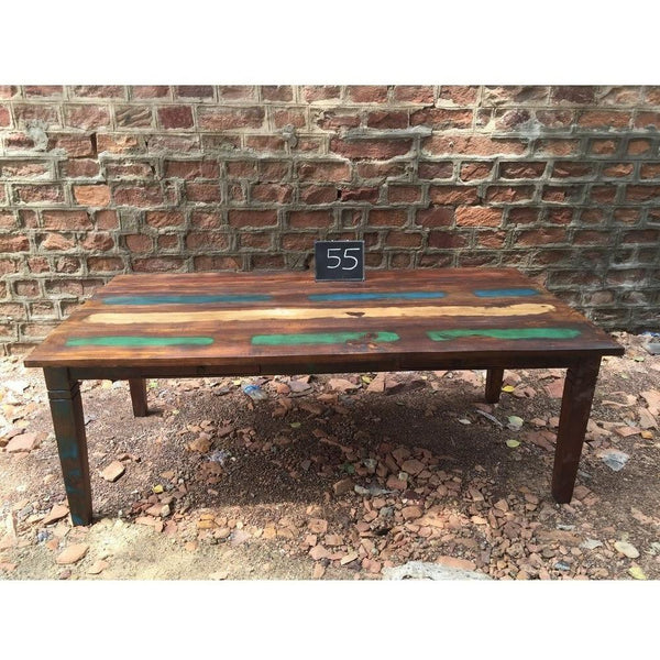 84 Reclaimed Wood Dining Table""