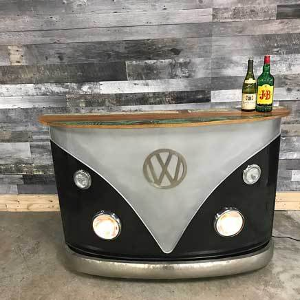 VW Bus home Pub Bar