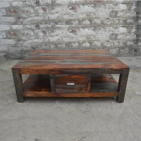 Zen Grey Rosewood Sheesham Coffee Table