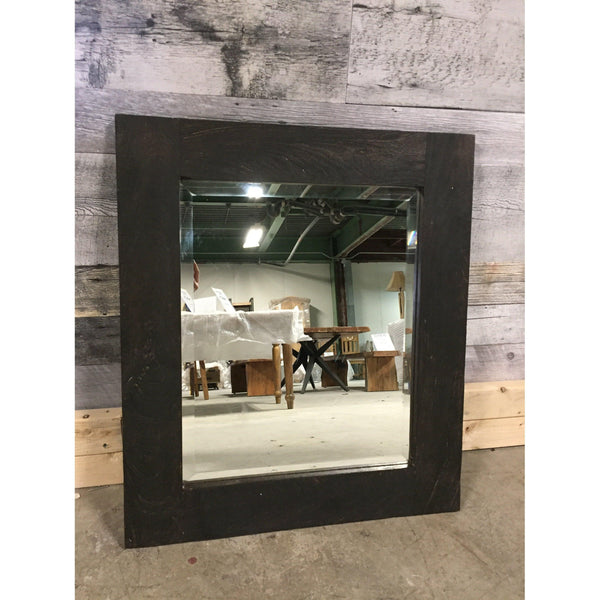Dakota Dark Bathroom Large Mirror