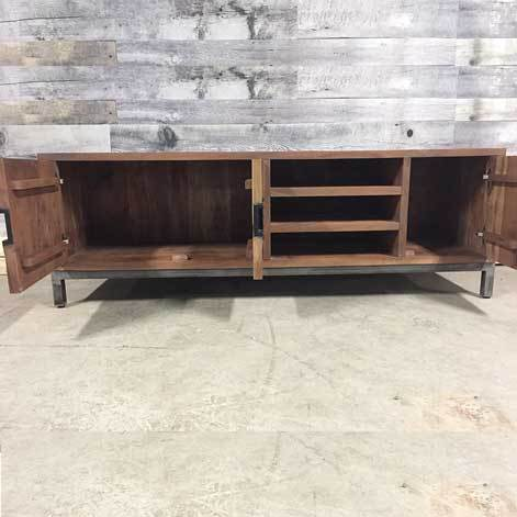 Kenya Industrial wooden TV stand