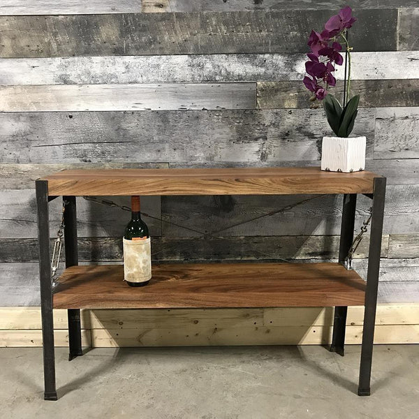 Monroe Industrial Console Table