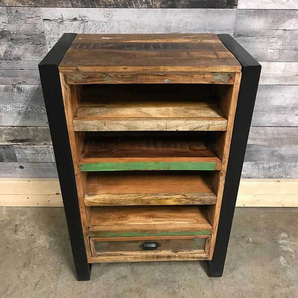 Rustic Industrial furniture unboxed