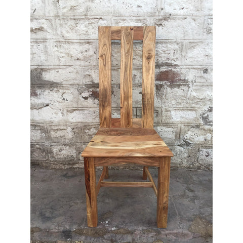 Serenity Acacia Dining Chair