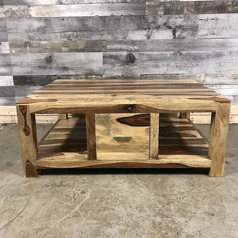 Zen Rosewood Sheesham Coffee Table