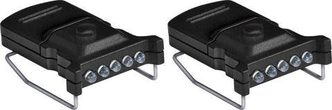 Cyclops Micro Hat Clip Light 2 Pack