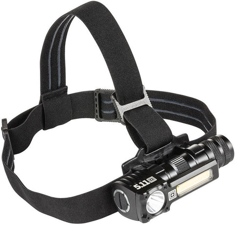 5.11 Rapid HL XR1 Headlamp 1021 Lumens Torch